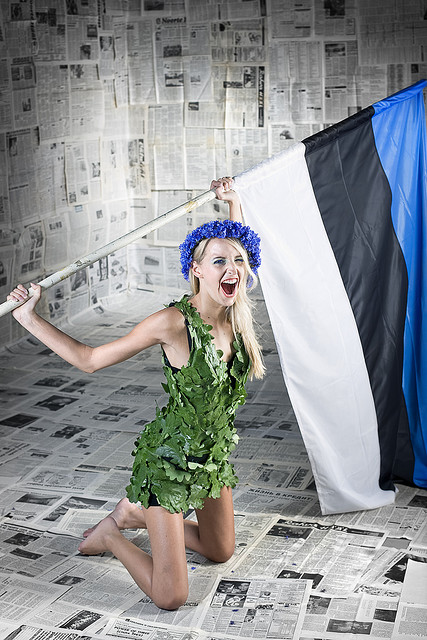 Estijos patriotė